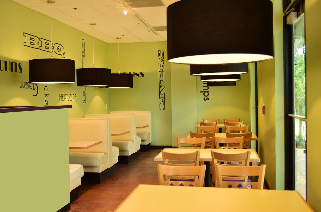 Retail Gallery - Conley Design Studio